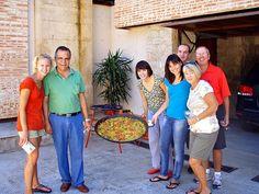 Spain tastes like a paella with the family #tastingspain