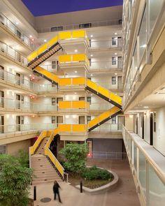 New Genesis Apartments, Killefer Flammang Architects, (Los Angeles, CA)