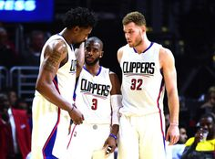 Blake Griffin, Chris Paul, and DeAndre Jordan on same page