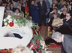 Elegant Funeral Ruined By Presence Of Hideous Corpse