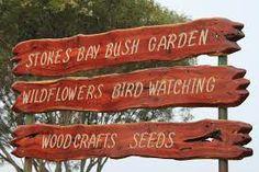 stokes bay bush garden - Google Search