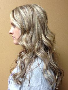 Hair ideas on Pinterest   Purple Highlights, Bleach Blonde ...
