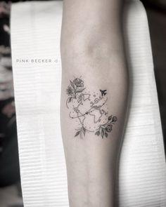 tatuagem-criada-pela-tatuadora-brasileira-pink-becker-de-sao-paulo-clique-para/ delivers online tools that help you to stay in control of your personal information and protect your online privacy. Mini Tattoos, Cute Tattoos, Body Art Tattoos, Sleeve Tattoos, Tatoos, Fun Tattoo, Tattoo Moon, Shape Tattoo, Tattoo Fonts