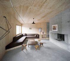beton bois bar - Recherche Google