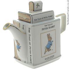 Peter Rabbit teapot