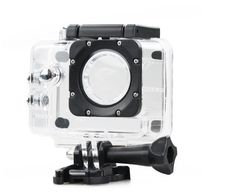 NO FREIGHT FEE - sport action camera gopro box case xiaomi yi waterproof case For Gopro Accessories Sj4000 & Sj5000 Hero 3 With Black Edition - thousands of products found here http://electronics.peaklifelink.com/