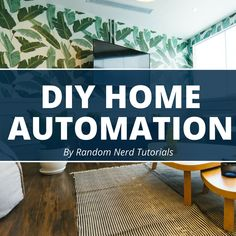 Learn Raspberry Pi, Arduino and Node-RED. This is a premium step-by-step course to get you building real world home automation system using open-source hardware and software. Home Automation Project, Home Automation System, Smart Home Automation, Porch Lighting, Cool Lighting, Open Source Hardware, Home Security Alarm System, House Blinds, Wireless Security Cameras