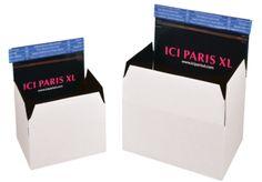 Innovative #Versandboxen für wertvolle Artikel. Wenn innere Werte zählen. • #ColomPac® ##Blitzbodenkartons CP 151, außen weiß, innen hochwertig #offsetbedruckt. • #Dinkhauser Kartonagen GmbH, #Aufreißfaden, #Selbstklebeverschluss, #Versandverpackung, #Offsetdruck, #Onlineshops, #Branding
