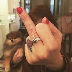 #fuckyou #ring #jonathanjohnson #jewelry #jewellery