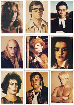 rocky horror picture show tim curry rocky horror rhps brad majors ...