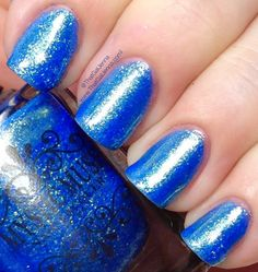 ThatGalJenna: Mystic Muse Nail Lacquer Review and Swatches - Winter Solstice Collection - Frozen