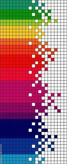 loom patterns Don't Ignore These Tips Bead Loom Patterns, Beading Patterns, Cross Stitch Patterns, Crochet Patterns, Crochet Afghans, Crochet Blankets, Cross Stitch Bookmarks, Cross Stitch Embroidery, Tapetes Diy