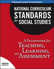 While we are all working to implement CCSS, we should not forget to adhere to the standards set for all Social Studies teaches by NCSS.