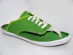 873dfafa0848 cool flip flops - a sneaker flip flop hybrid Refashion
