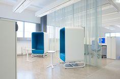 Isku Active Working   Isku Office Interiors, Bathtub, Chair, Furniture, Home Decor, Standing Bath, Bathtubs, Decoration Home, Room Decor
