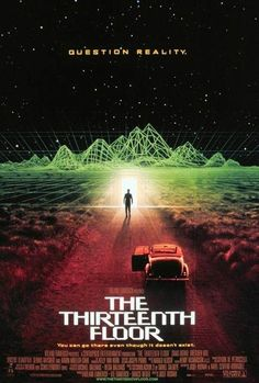 Science fiction film : The thirteenth floor (1999)