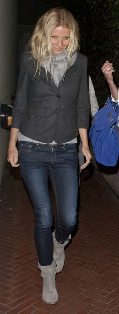 Gwyneth Paltrow in the Skinny in Kensington
