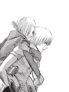 Just a little sneak peek of Attack on titan. Attack On Titan Ships, Attack On Titan Fanart, Anime Manga, Anime Art, Snk Annie, Aot Armin, Aot Characters, Handsome Anime Guys, Anime Ships