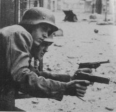 Warsaw Uprising1944