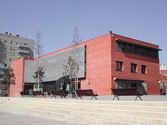 Biblioteca Universitària de la UPC de Terrassa