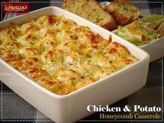Chicken Poussin - Fauzia's Kitchen Fun Chicken Satay, Chicken Cutlets, Fried Chicken, Diced Carrots, Chicken Potatoes, Fresh Coriander, Fried Onions, Peanut Sauce, Spicy