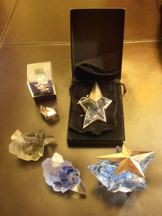 Thierry Mugler Angel Set of XXX RARE Collectables incl Numbered Bottle   eBay
