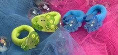 Kids Icon Hair Ties - Sea Turtle, Octopus at theBIGzoo.com, a family-owned store. Check our sales & FREE Shipping.