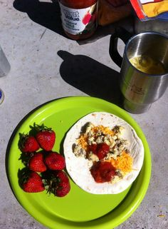 Want food storage that's delicious and easy to prepare?--sausage and egg breakfast burritos
