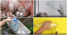 Estas são algumas dicas de como se poderá reutilizar uma garrafa de plástico usada. Elas podem ser transformadas em algo verdadeiramente útil no nosso dia a dia.  Confere estas 6 maneiras super criativas de reutilizar garrafas de plástico!