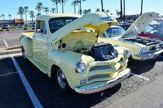 1954 Chevy Maintenance/restoration of old/vintage vehicles: the material for new…