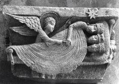 chapiteau roman de Cathédrale Saint Lazare, Autun