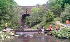 Daisy Nook - Waterhouses Aqueduct