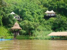 Four Seasons.tented camp Chiang Rai | ... - Foto van Four Seasons Tented Camp Golden Triangle, Chiang Saen