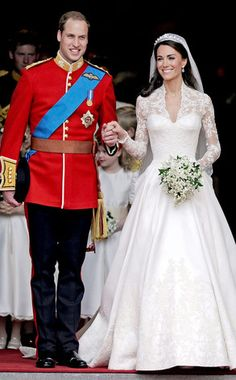 Will & Kate's wedding. Yes I bought the dvd