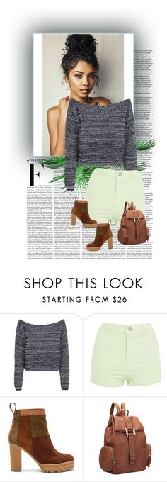 """""""0020"""" by trapqueen99 ❤ liked on Polyvore featuring Nicki Minaj, Boohoo, Topshop, See by Chloé and Dasein"""