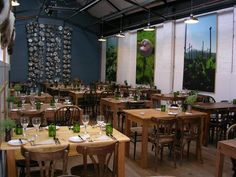 river cottage canteen, axminster (also one in plymouth)
