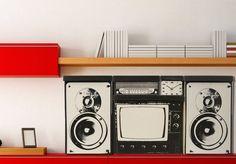 Radio Home Storage Box