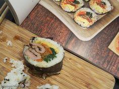 Les nouveaux sushis pour libérer le maître sushi qui est en vous !