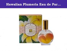 "Hawaiian Plumeria Eau de Parfum Spray 1.7 oz. The exclusive Aloha Beauty company is known for its quality products and are sold in finer shops and boutiques in the islands. Aloha Beauty is also proud to feature the beautiful original floral compositions of Island artist Teri Inouye on their perfume boxes and other product packaging. ""A signature fragrance of the Islands. Envelope yourself in this sweet soft scent that drifts on the tropical breeze."" - Aloha Beauty."