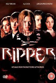 Ripper Letter From Hell Movie Online. A massacre survivor (A.J. Cook) studies serial killers under a famous expert (Bruce Payne), but her classmates soon start dying at the hands of a Jack the Ripper copycat.