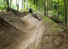 Jester, Kingdom Trails; Burke Mountain. Vermont's best MTB trails.