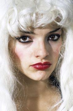 Nina Hagen by Xavier Martin Billie Holiday, Nina Hagen, Gothabilly, Muse Art, Riot Grrrl, Women In Music, Club Kids, Punk Fashion, Style Fashion