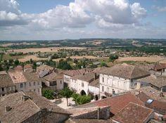 Monflanquin  (Lot et Garonne)