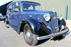 AUSTIN-WINDSOR-18-6-SIX-18HP-BLUE-BLACK-1938