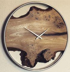 Die 15 besten Bilder auf Holz uhr in 2017 | Diy clock, Wall Clocks ...