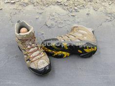 MSE Mark Forester CCT Combat Controller Easy & Simple Merrell Moab Ventilator Mid Hiking Boots  #blackopstoys #actionfigures #msegru #bpre