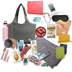 "For your next airplane trip, blog about ""What To Pack In Your Carry-On Bag."" #airtraveltips"