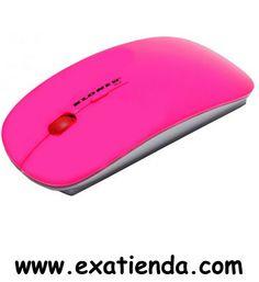 Ya disponible Rat?n Kloner USB slim rosa       (por sólo 5.95 € IVA incluído):   - Ratón Slim USB RosaFlorescente - Interfaz: USB 2.0 Gran calidad y precisión - Compatible con Windows y Mac - Sistema de optimización de energía - Diseño Elegante y Ergonomico confortable para ambas manos - Selector de dpi 800/1600 dpi - Blister Cristal Pack  - P/N: KRU122 Garantía de 24 meses.  http://www.exabyteinformatica.com/tienda/3157-raton-kloner-usb-slim-rosa #ps2/usb #exabytei