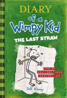 The Last Straw by Jeff Kinney (F KIN)