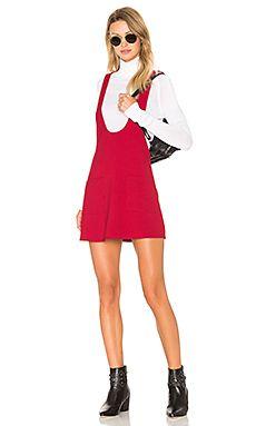 Lucca Couture Ceci Dress in Wine
